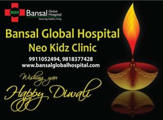 Bansal Hospital Happy Diwali