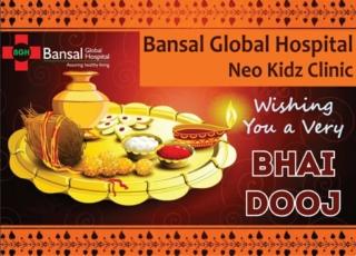 Global Hospital Happy Bhai Dooj