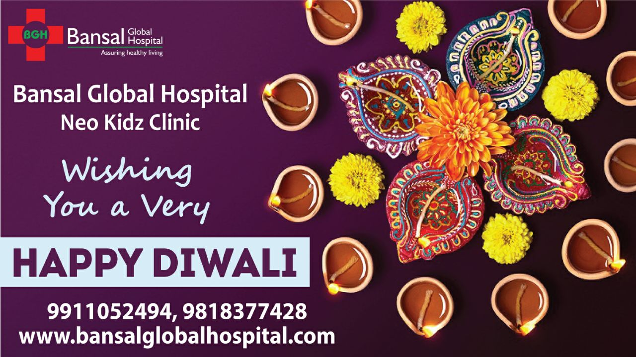 Global Hospital Happy Diwali