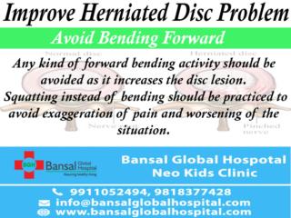 Herniated Disc Pain