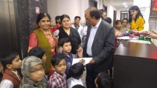 Children's Day celebration at BGH