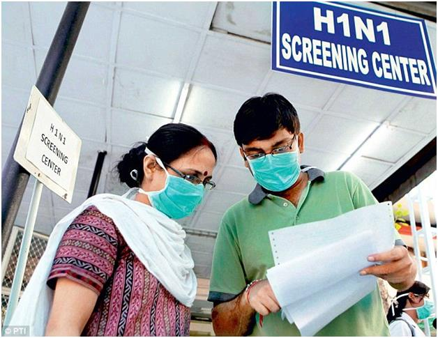 swine flu burden