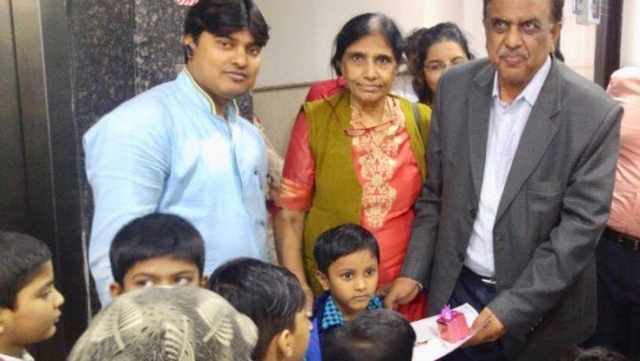 Children's Day Celebration at Bansal Global Hospital