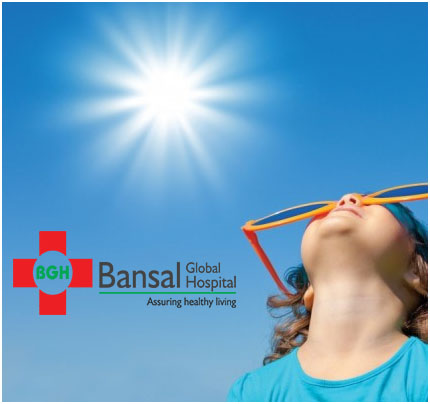 child getting enough vitamin D Bansal Global Hospital