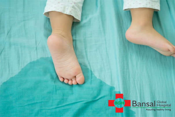 Bed wetting problem