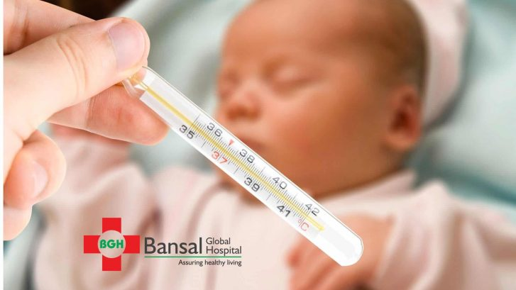 Fever in New Born Babies