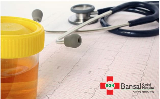 Emergency consultancy for Blood in Urine