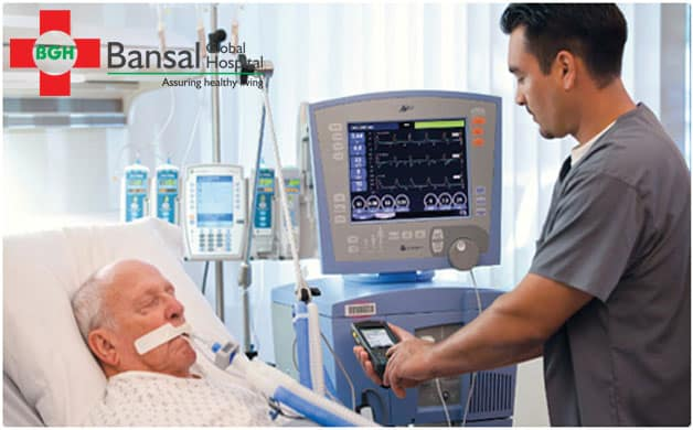High patient: nurse ratio