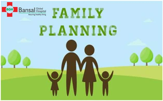 consulting a Doctor for family planning
