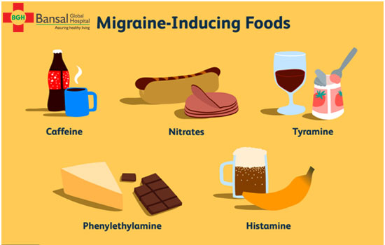 Top 10 Migraine Triggers, Migraine Headache, Migraine Treatment