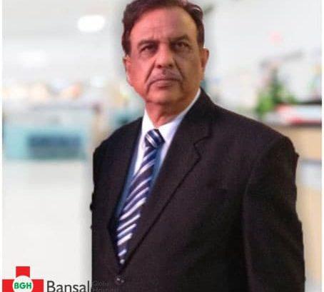 Dr Suresh Bansal