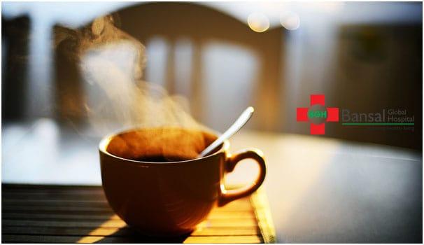 Drawbacks of caffeine