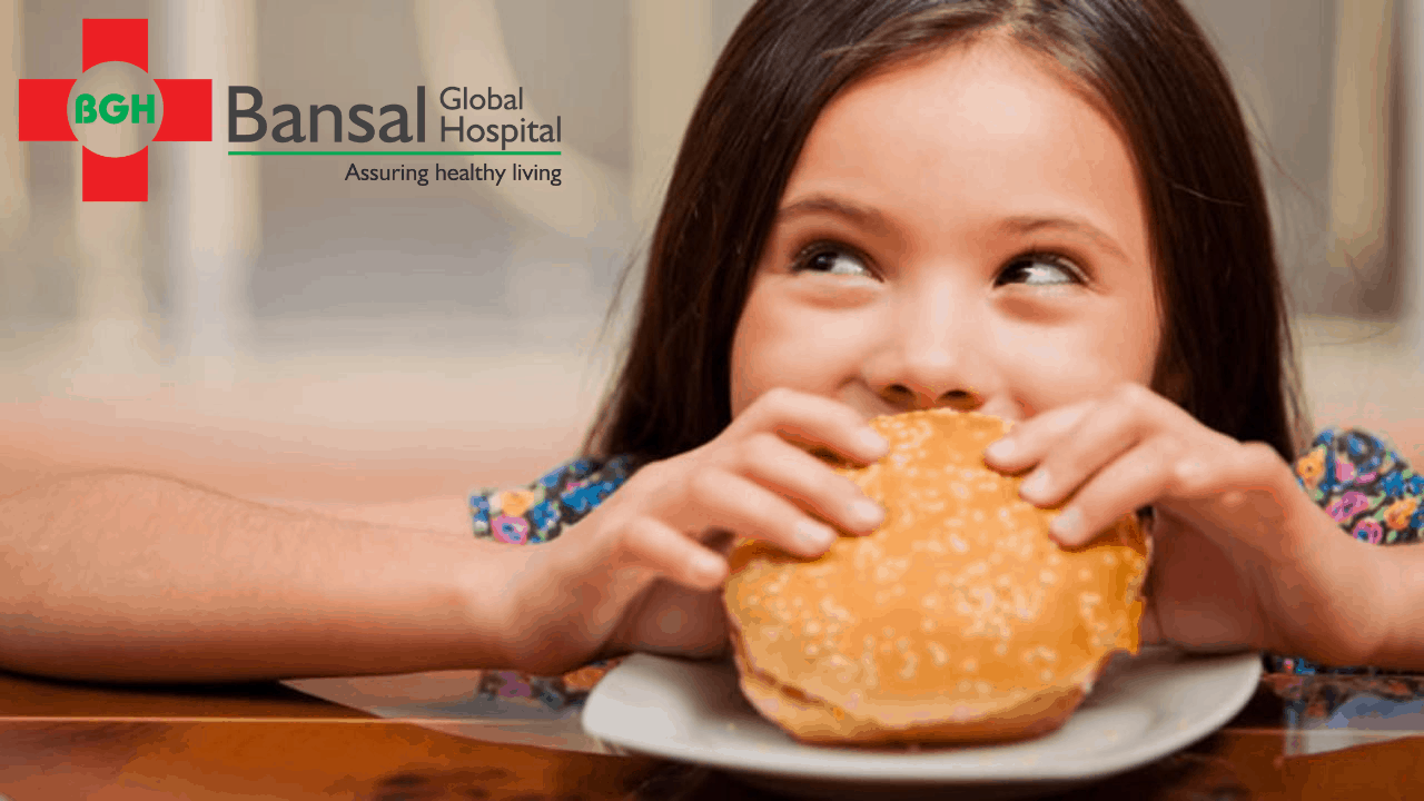 How to get your Obese Child to Lose Weight   Bansal Global Hospital