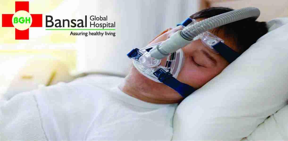 BiPAP Support at Best Hospital in Delhi - Bansal Global Hospital