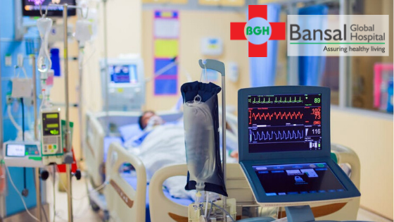 When Does the Patient Require ICU Care | Bansal Global Hospital